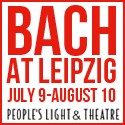 Peoples Light - Bach at Leipzig