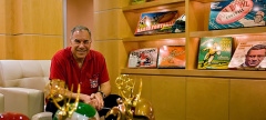 One-on-One with NFL Films' Steve Sabol