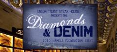 Buzz: Diamonds & Denim Fundraiser