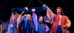 People's Light and Theatre Presents: The Three Muskeeters