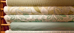 Buzz: Aubusson Home's Fabric Blowout Barn Sale