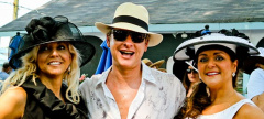 Buzz: Ladies Day Tea and Hat Contest at Devon