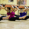 Buzz: Free BarreAmped Class at Club La Maison