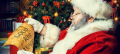 Brunch with Santa: Stove & Tap in Lansdale