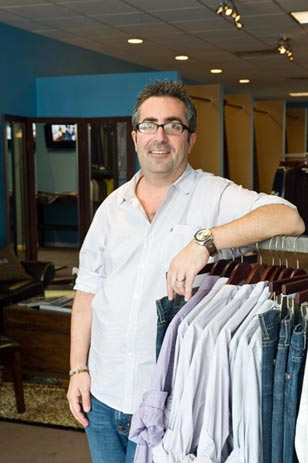 Jon Segal, Owner of Pants, Bryn Mawr, PA