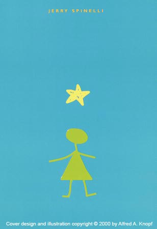Jerry Spinelli - Stargirl book cover