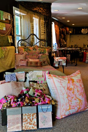 Fill-a-Pillow's Creative Interiors,<br>Haverford Station, PA