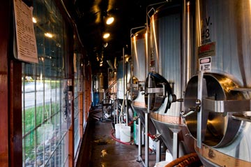 The Inn boasts an on-site brewery that seems to appeal to the ghosts as well.