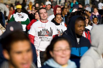 Close to 15,000 Philadelphians made the 22nd Annual AIDS Walk a huge success