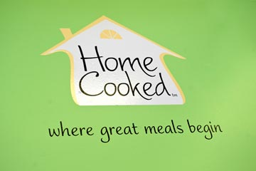 Homecooked<br>www.homecooked.net<br>Where Great Meals Begin