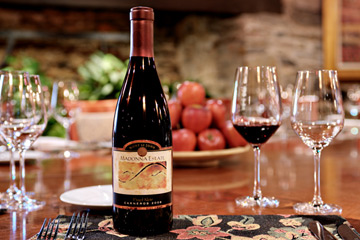 Pinot Noir<br>Madonna Estate, 2006<br>Winter wines should be, for the most part, red because the stews, game dishes and heartier profiles of cold-weather dishes lend themselves to wines higher in tannin.