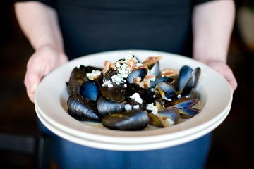 Marvelous Mussels For Mom<br>Teresa's Next Door, Wayne, PA