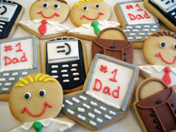 The Flour Pot Boutique, the Philadelphia region's top cookie company, is providing Ralph Lauren's NYC flagship store with stylish favors for their Father's Day clientele.
