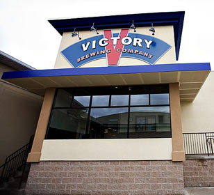 Victory Brewing Company, Downingtown, PA.<br>Photo courtesy of April Ziegler Photography.