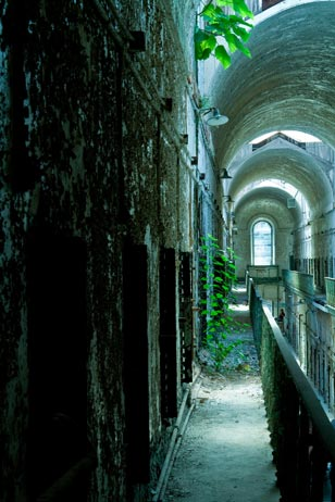 The historic site's website, www.EasternState.org/ghosts, features extensive television, video, and website links that document real paranormal investigations inside the 179-year old prison.