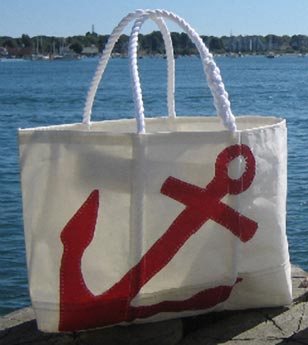 Seabags is a New England company who is a first time vendor with Shipley Shops. They will be showcasing their popular line of custom totes and accessories constructed from recycled sails.