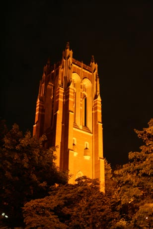 Boatwright Memorial Library, University of Richmond