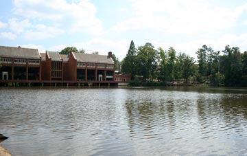 Tyler Haynes Commons on Westhampton Lake