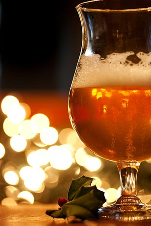 Matt Guyer, owner of Wayne's Beeryard, selected six of his favorite winter ales for the AML Holiday Beer Guide.