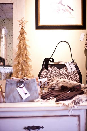 Wayne's Finer Things will be one of the town's stores open late for the annual First Friday 'Wayne Christmas,' with over a thousand locals expected to attend.