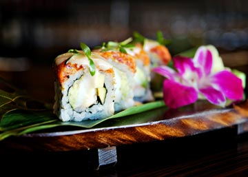 Classical Japanese cuisine presented in a contemporary style is part of Ooka's popular appeal to its growing customer base.
