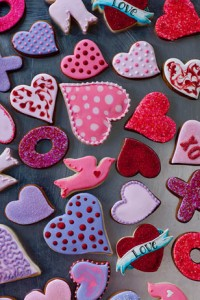 Whipped Bakeshop's Valentine designs are almost too pretty to eat!