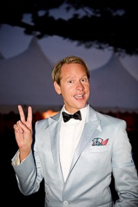 """Kressley, who starred in """"Queer Eye for the Straight Guy"""", has ridden his gaited horses in the Saddlebred divisions at Devon for about twenty years. He will emcee the live auction at the ball again this year."""