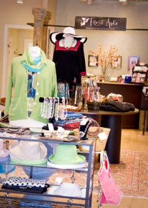 Liz Ayerle's award-winning boutique, Fresh Ayer, with plus-sized fashion and accessories for all is one of three supporting Wayne retail shops that will welcome Whinos April 14th.