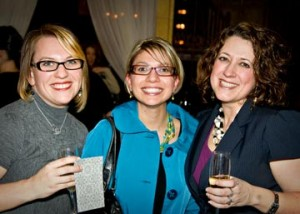 Lovely ladies and new friends converged for the exciting start of AML's Main Line ladies social club.