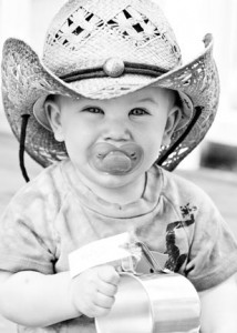 Mama, don't let your babies grow up to be cowboys…