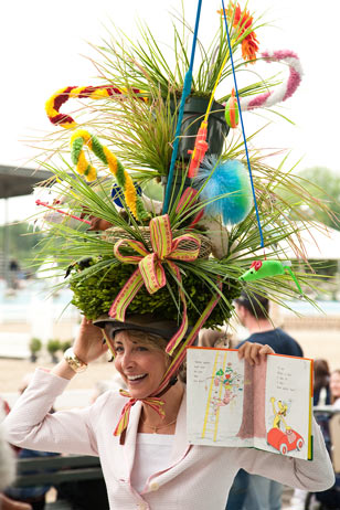 The very popular Devon Hat Parade, with Horse Show enthusiast and celebrity Caron Kressley as emcee, is on Wednesday, June 2, from 12:30 to 2:30 p.m.  Registration begins at 12:30.
