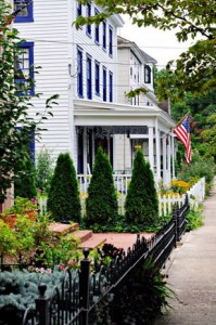 Chesapeake City, Maryland oozes with old world charm, quaint shops, gorgeous gardens and great dining. It's a great daycation spot with mom and less than a 90 minute drive from the heart of the Main Line. Photo courtesy of Jubilee Photography