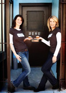 Best friends and business owners Heather Esposito and Allison Lubert opened Sweet Freedom this past January.