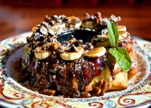 Monkey Bread at Miss Shirley's is a must! www.misshirleys.com