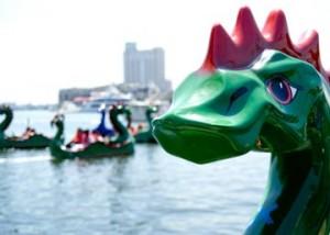 Inner Harbor Dragon Boats