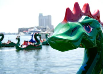 Inner Harbor Dragon Boats