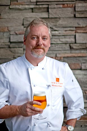 Nectar executive chef and partner Patrick Feury is hosting a beer dinner with his brother, chef Terence Feury, and Bill Covalescki of Victory Brewery.