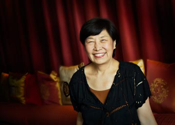 Susanna Foo is widely recognized as one of America's top Chinese chefs.