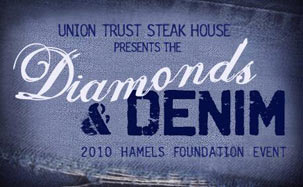 The Hamels Foundation exciting fundraiser will be held at Union Trust Steak House.