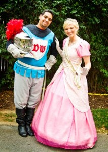 On September 25 and 26, Dutch Wonderland will celebrate Princess Brooke's love of reading with special appearances by such favorite children's books characters as the Cat in the Hat, Corduroy the Bear, Frog and Toad, and more.
