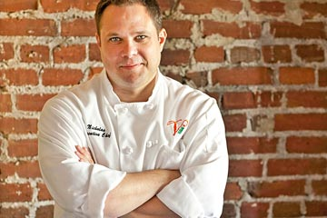 Chef Nicholas Farina's Verdad is one of the Main Line's hottest restaurants.