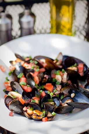 Eight special events are on the agenda during the seven days of restaurant week, including Mussels Mania at Exton's top restaurant: Brickside Grille, Saturday October 2nd from 12 to 4pm.