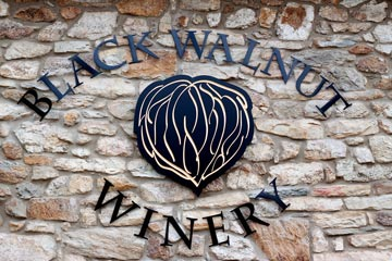 Black Walnut Winery's new Phoenixville tasting room opens with much aplomb Friday, October 15th.
