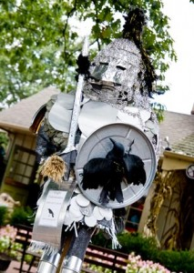 Enjoy strolling through the 32nd Annual Scarecrow Competition and Display which features more than 100 colorful scarecrow creations through October 24.