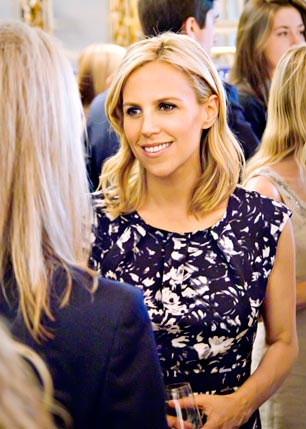 "Tory Burch, a first-time vendor for all four days at the Shipley Shops, has been hailed as the ""most influential designer in America"" by the Los Angeles Times."