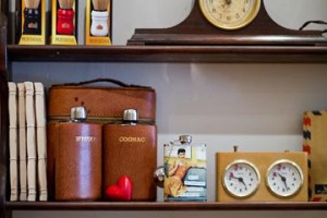Cygan finds preppy, vintage accents at weekend flea market jaunts around the Main Line and in NYC.