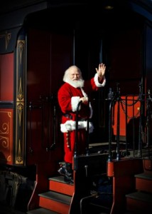 Join Santa on his journey to spread the magic of the season to thousands of families who believe at Strasburg Rail Road's Santa's Paradise Express.