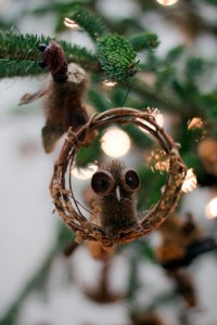 The Museum's famous critter ornaments may be purchased in the Museum Shop. Proceeds from the sale benefit the Volunteers' Art Purchase Fund, which has added more than 200 paintings, drawings and prints to the Museum's holdings since 1975.