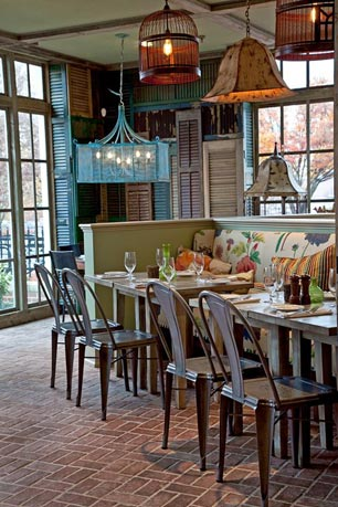 One lucky winner will be in for an exceptional dining experience at the preppy and posh White Dog Cafe in Wayne!