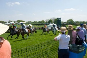 Sanctioned by the National Steeplechase Association, Point-to-Point is more than an important professional horse race; it is the standout social event of the season.